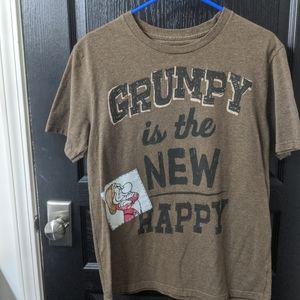 Disney Parks Grumpy shirt